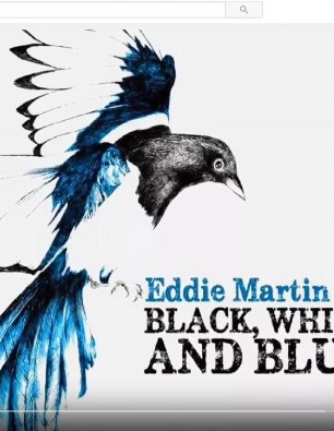 """Accomplished…Tasty"" New Review of ""Black White and Blue"""