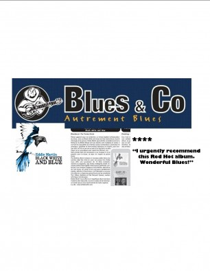 "Rave Review from French ""Blues and Co"""