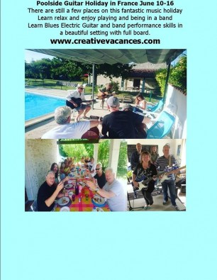 French Music Holiday June10-16. 2 Places Left!